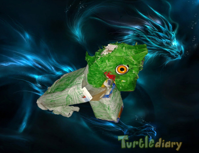the trash eater - Earth Day Contest April 2015 Submission