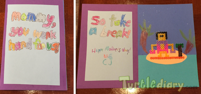 Mother Day Card - Mother\