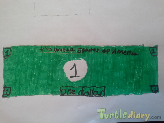 One Dollar - Design Your Own Money Contest March 2015 Submission