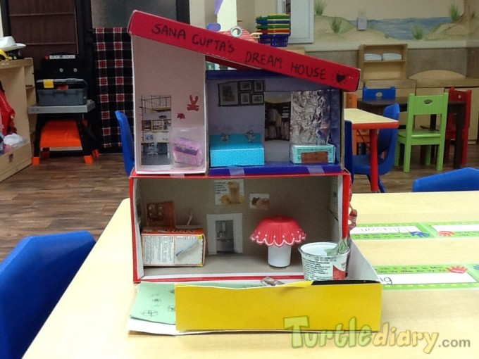 Dream Home - Earth Day Contest April 2015 Submission