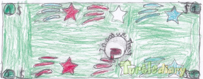 Star-Spangled Dollar - Design Your Own Money Contest March 2015 Submission