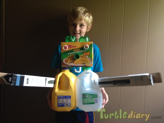 Recyle Robot  - Earth Day Contest April 2015 Submission