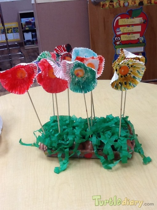 Flower Garden - Earth Day Contest April 2015 Submission
