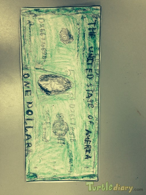Updated One Dollar Bill - Design Your Own Money Contest March 2015 Submission