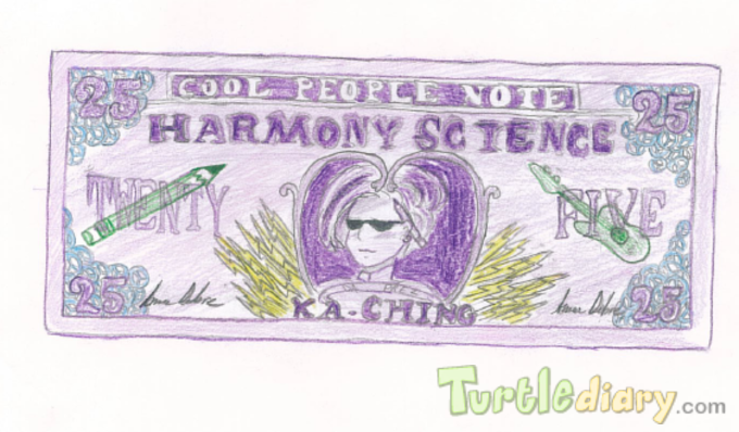 Cool Money - Design Your Own Money Contest March 2015 Submission