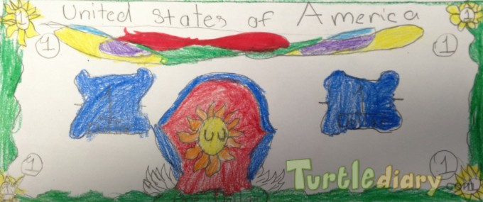 Melissa Dollar - Design Your Own Money Contest March 2015 Submission