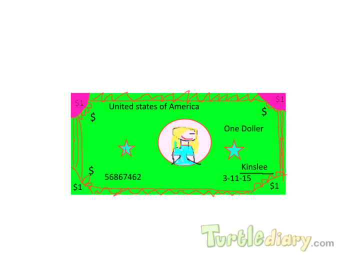 United States of America - Design Your Own Money Contest March 2015 Submission