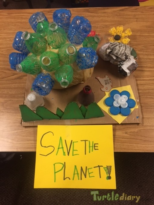 Save Our Planet - Earth Day Contest April 2015 Submission