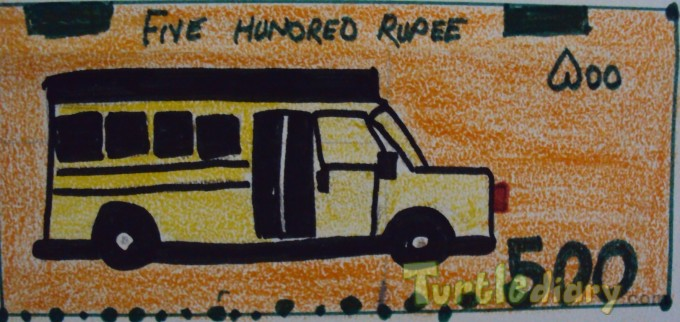 Fastest Rupee - Design Your Own Money Contest March 2015 Submission