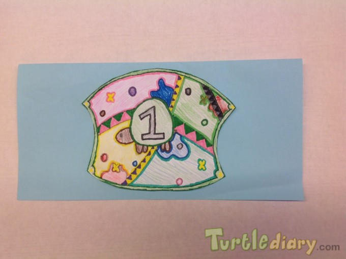 Turtle Flower - Design Your Own Money Contest March 2015 Submission