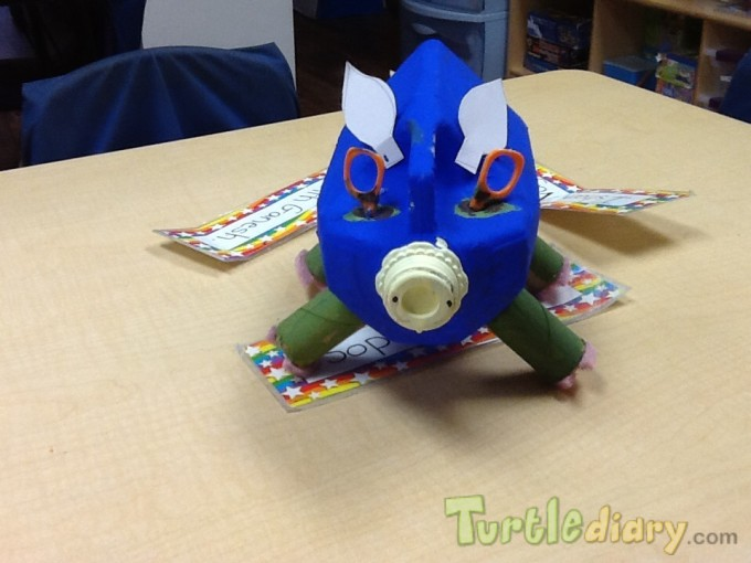 Neela the Pig - Earth Day Contest April 2015 Submission