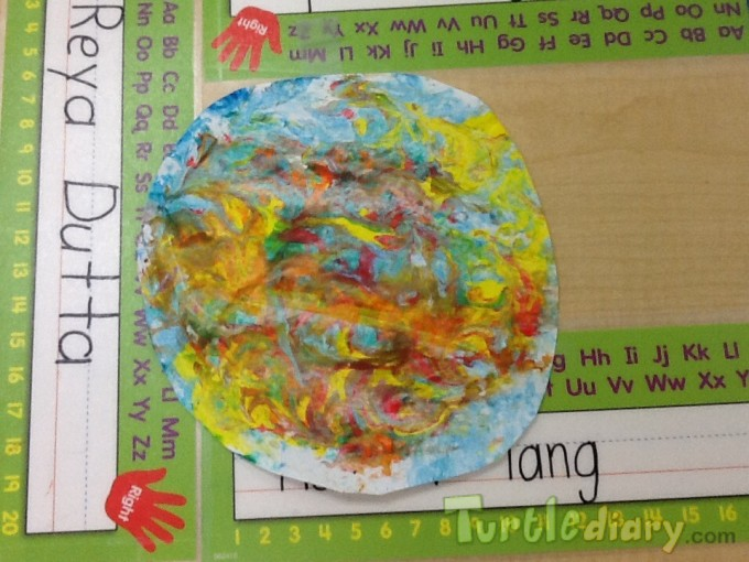 Our Planet - Earth Day Contest April 2015 Submission