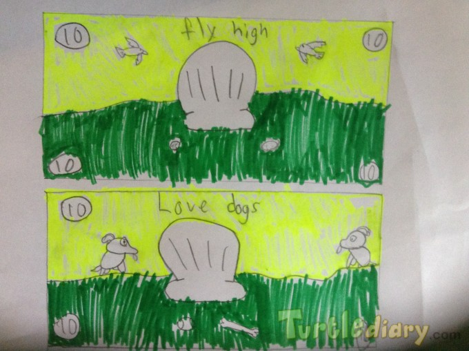 Doggie Heaven - Design Your Own Money Contest March 2015 Submission