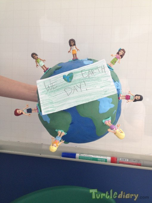 Healing Hands - Earth Day Contest April 2015 Submission