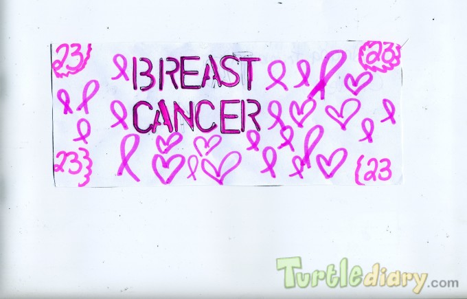 Breast Cancer Awareness - Design Your Own Money Contest March 2015 Submission