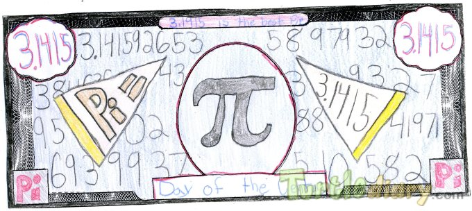This years special Pi Day never to happen again 3 14 15 - Design Your Own Money Contest March 2015 Submission