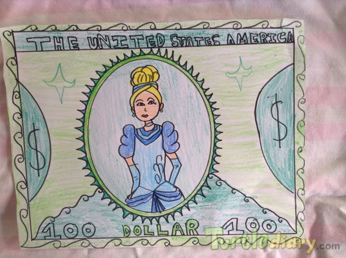 Wealth is money, money means  value of success - Design Your Own Money Contest March 2015 Submission