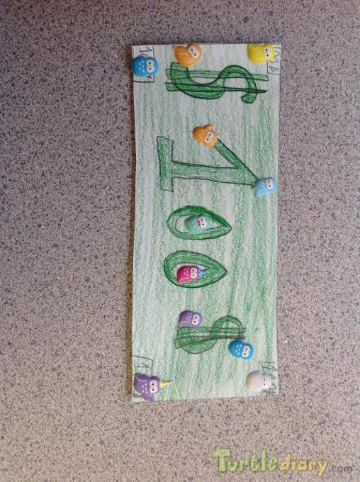 GO WES Mia - Design Your Own Money Contest March 2015 Submission