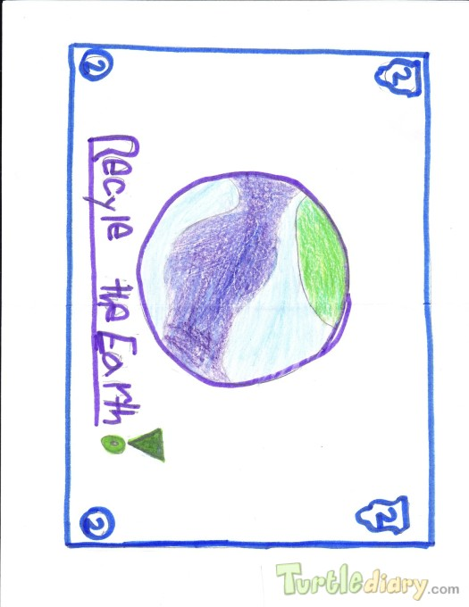 Recycle The Earth - Design Your Own Money Contest March 2015 Submission
