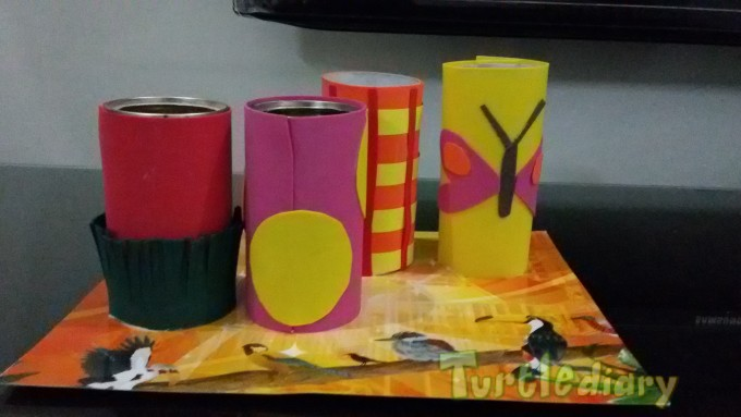 Pencil Holder  - Earth Day Contest April 2015 Submission