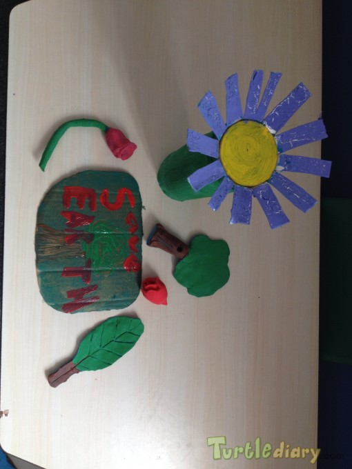 Save our Earth - Earth Day Contest April 2015 Submission