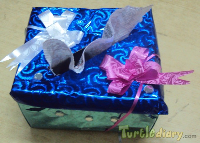 Tissue Box - Earth Day Contest April 2015 Submission
