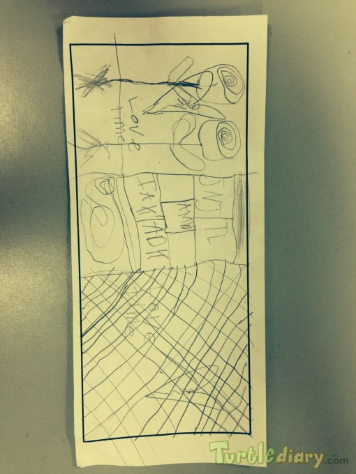 Dollar Bill Love Time - Design Your Own Money Contest March 2015 Submission