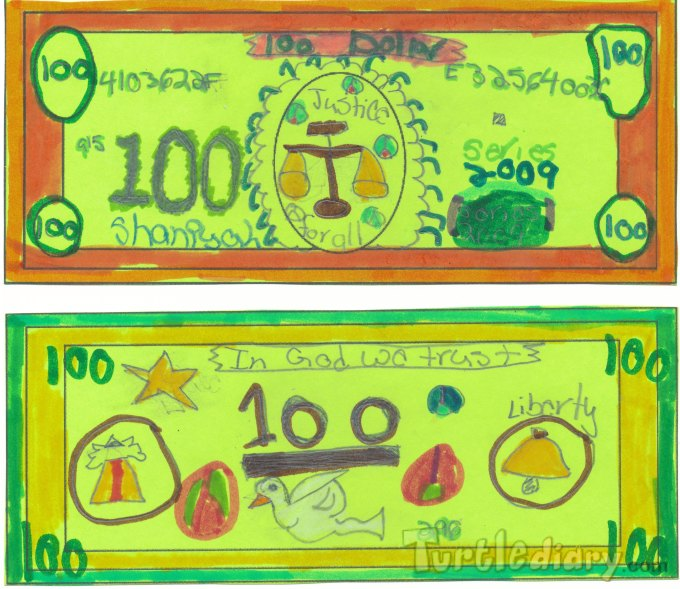 Justice for All - Design Your Own Money Contest March 2015 Submission