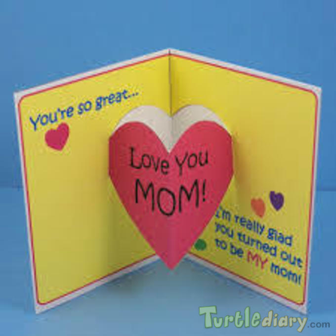 Mom I Love You  - Mother\
