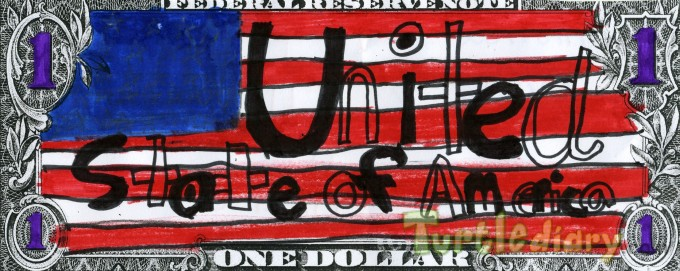 United Bill of America - Design Your Own Money Contest March 2015 Submission