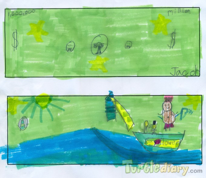 Million Dollar Bill - Design Your Own Money Contest March 2015 Submission