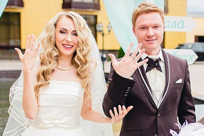 Свадьба леонид моргунов и екатерине утмелидзе