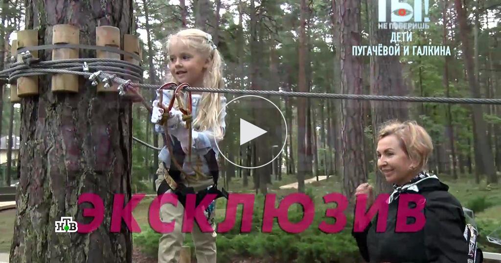Дети галкина и пугачевой гарри и лиза