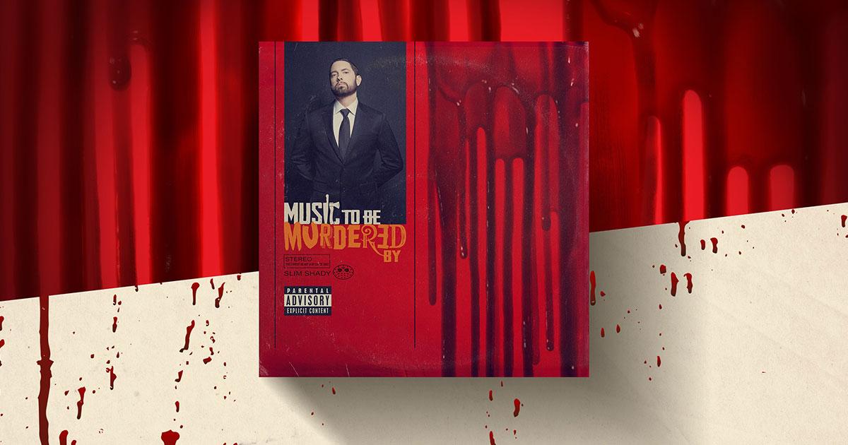Eminem's official site