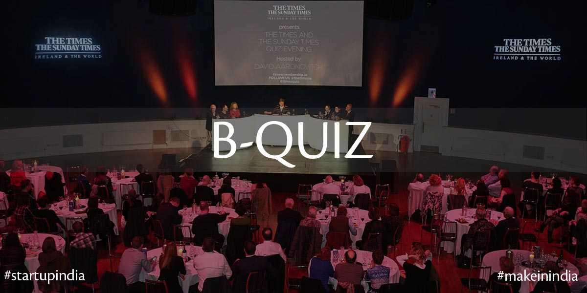 B-Quiz