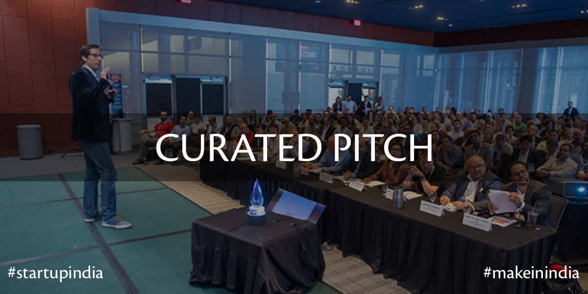 Curated Pitch