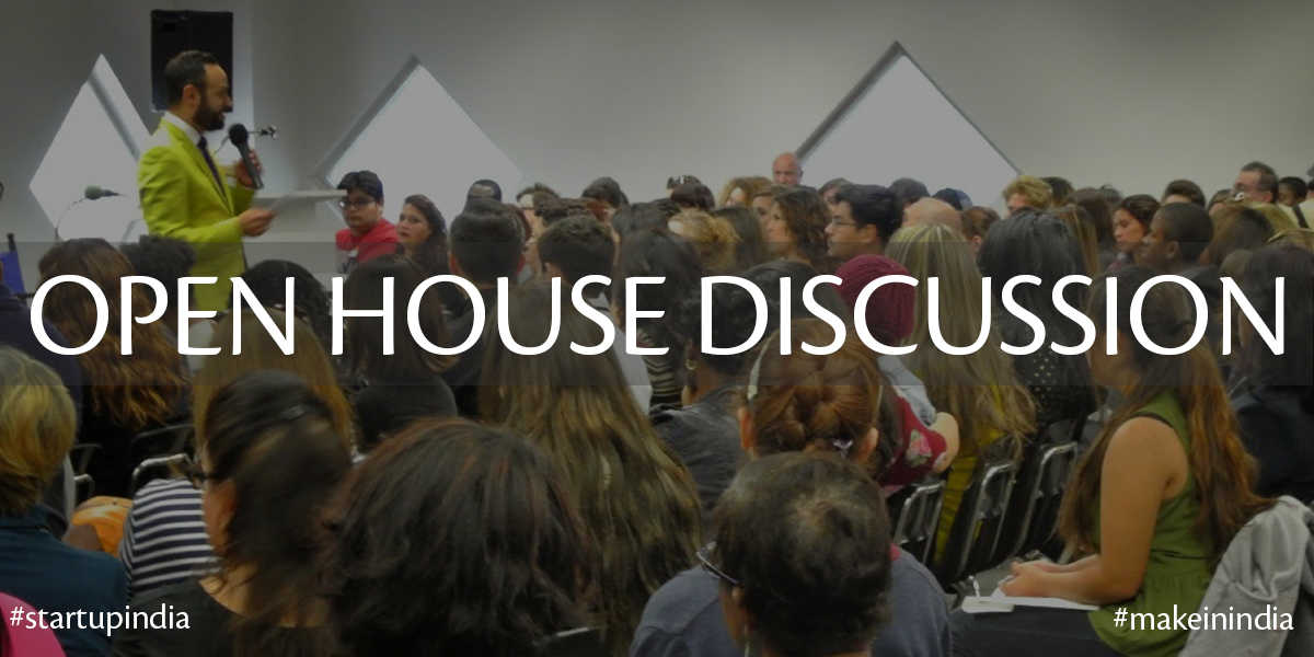 Open House Discussion