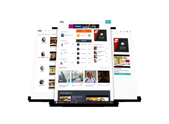 tropique fm par digital skills bar