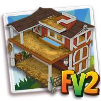 Level 3 Animal Barn