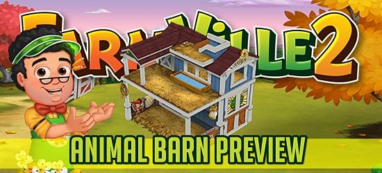 Animal Barn Preview