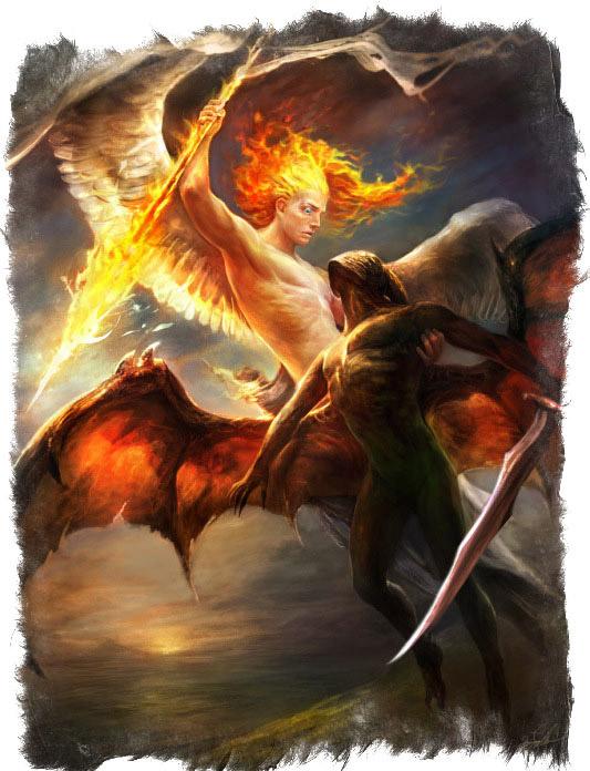 Люцифер и сатана это одно и то же
