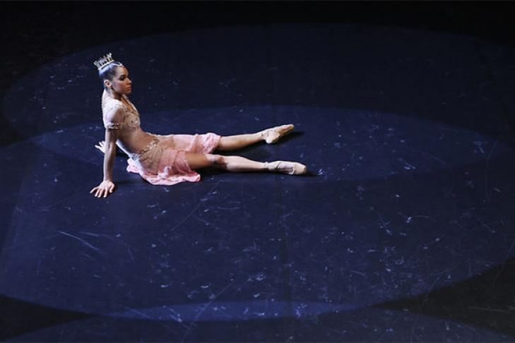 Изнасилование балерины