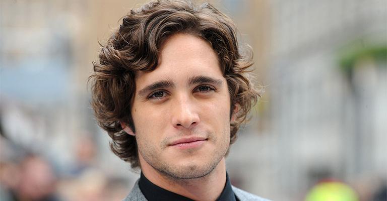 Короткие стрижки на вьющиеся волосы мужские