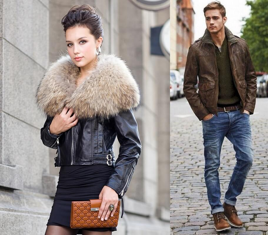 Как определить мужская или женская куртка