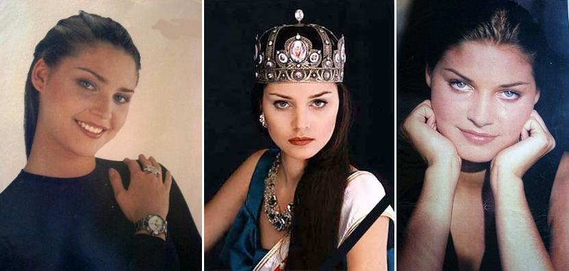 Мисс россии 2006 александра ивановская фото