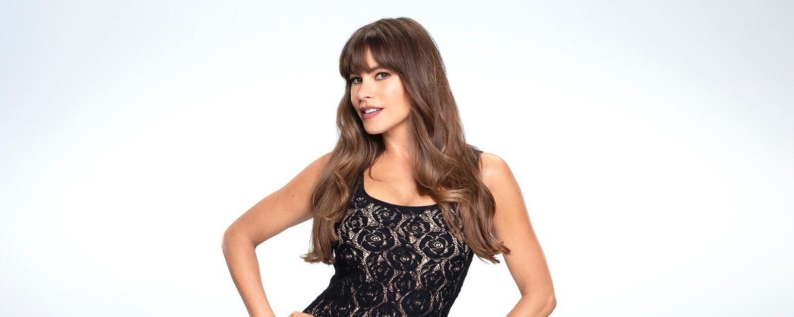 Sofia vergara on modern family