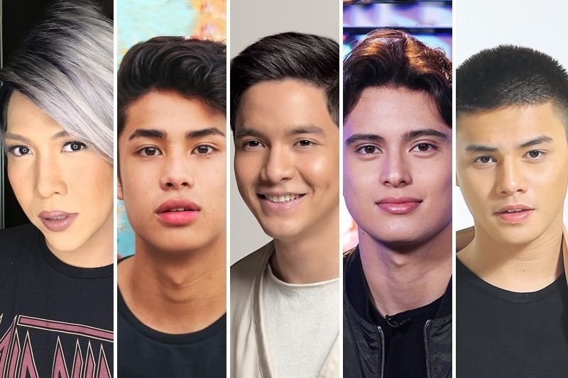 Pinoy male celebrities scandal photos