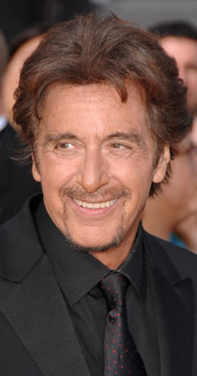 Al pacino latest movie 2012