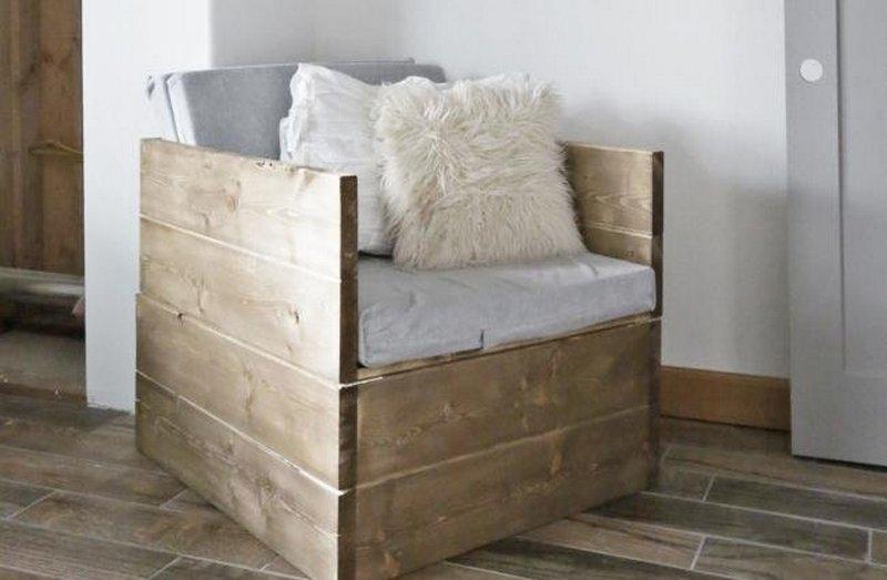 Трансформер кресло-кровать