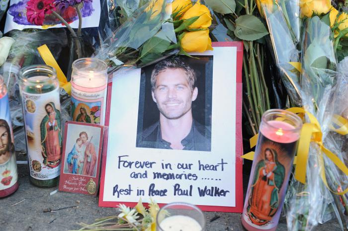 Когда погиб Пол Уокер